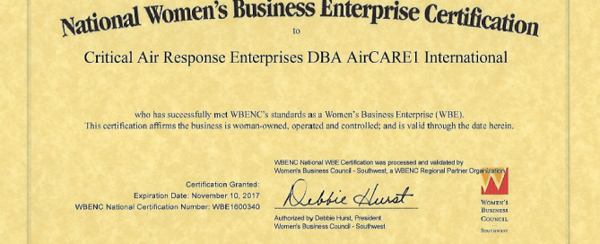 aircare1-certified-woman-owned-business