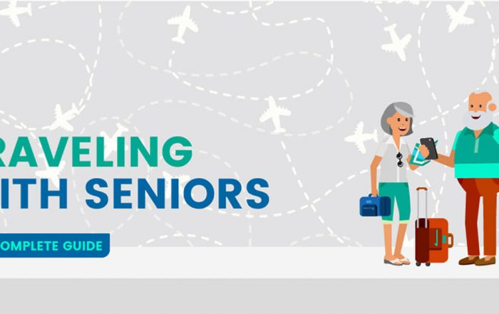 Traveling With Seniors: The Complete Guide [Infographic]