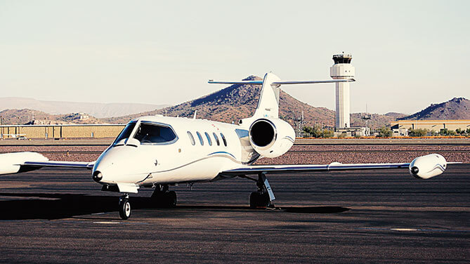 AirCARE1 International Adds Learjet 36A to Their Air Ambulance Fleet
