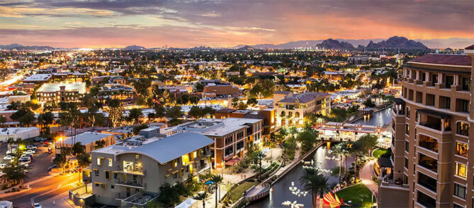 Scottsdale, Arizona: Ranked One of 2018's Healthiest Cities in the US